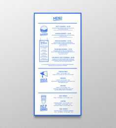 A restaurant menu is far from just a list of dishes, it's a representation of how you want people to perceive your restaurant. A well designed menu will never Menu Board Design, Food Menu Design, Restaurant Menu Design, Restaurant Branding, Cafe Menu Design, Restaurant Restaurant, Branding And Packaging, Branding Design, Stationery Design