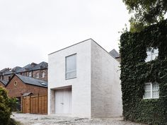 Completed in 2015 in London, United Kingdom. Images by Rory Gardiner. A 68 square metre compact 2 bedroom mews house and enclosed courtyard of 11 square metres in Highgate. This 2 storey brick house faces onto a quiet...