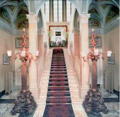 Grand Hotel Villa Serbelloni  Lake Como, Italy