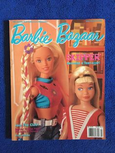 Barbie Bazaar Magazine 1997 Full Year Set 6 Issues | eBay