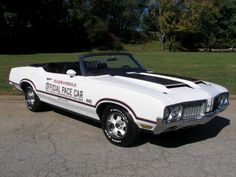 1970 Oldsmobile 442 Indy 500 Pace Car