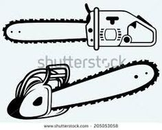 chainsaw illustration - Google Search