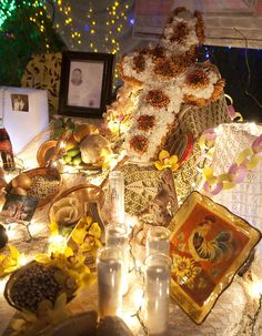 Altar de muertos by springspreserve, via Flickr