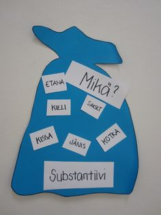 substantiivi School Art Projects, Art School, Learn Finnish, Teaching Aids, Special Education, Psychology, Teacher, Activities, Learning