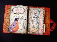 Amazing Art Journals! @Megan Walker you need to see these!