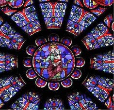 Stained Glass Rose, Stained Glass Windows, Amazing Grace, Amazing Art, French Cathedrals, Kirchen, Amazing Architecture, Museums, Religion