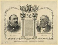 Retro Campaigns • onceuponatown: The Democratic Presidential...