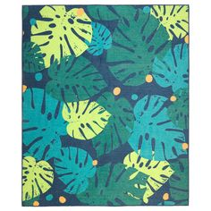 IKEA URSKOG Rug, flatwoven Leaves/green 133 cm The rug's thick piles dampens sound, creating a snug feeling, and are soft to walk on for all sizes of feet. Playroom Rug, Wet Spot, Childrens Rugs, Ikea Family, Black Bed Linen, Professional Carpet Cleaning, Ikea Us, Single Duvet Cover, Weaving