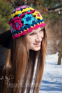 Ravelry: Death To Winter Hat pattern by Shawn Torres