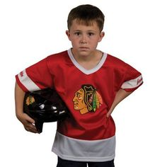 Hockey Halloween Costumes - Hockey Halloween Costumes for men, women, and kids. Dress up as your favorite NHL hockey player with the costume kits featured.