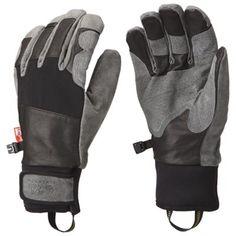 mountain hardwear mens hydra pro glove design