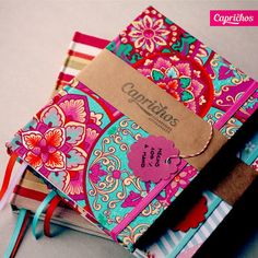 Tendenciosa: Antójense de cuadernos Caprichos