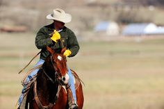 Marlboro Man talks ranching