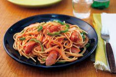 スパゲティをもちもちに仕上げるコツを公開!