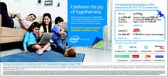 Intel Get Flat 15% off on Hotel Bookings at goibibo.com