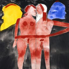 R.B. Kitaj began his paintings with drawing. An integral part of his practice, the presence of drawing became increasingly apparent in his later works. We get a glimpse into Kitaj's process in the...