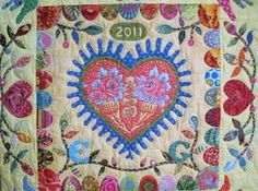Glorious Applique: Another Hearts and Flowers
