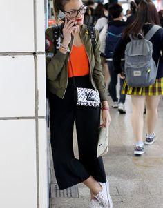 metro de Seoul Korea del Sur Pants, Outfits, Fashion, Trends, Pictures, Trouser Pants, Moda, Suits, La Mode