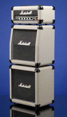 1987 Marshall Silver Jubilee Stack