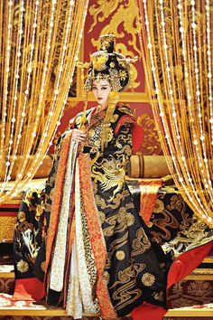 "Fan Bingbing in ""Empress of China"""