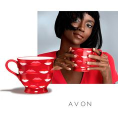 I have this cup and it became my FAVORITE cup the moment it arrived!  It's a big cup!  I love it!!  Order yours today. <3 https://www.avon.com/?s=ShopTab&rep=kristinelocke