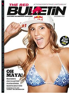 For the latest issue of Red Bulletin, Red Bull have called upon the talents of Terry Richardson to shoot a selection of their best action sports stars, including surfer Maya Gabeira. Terry Richardson, Maya, Red Bulletin, Red Bull Media House, Pro Surfers, She Is Gorgeous, Beautiful, The Inventors, Surf Girls