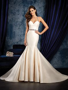 Alfred Angelo sapphire style 965