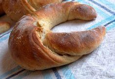 Z kuchyne - záhradné taky . Bagel, Hamburger, Bread, Food, Croatian Recipes, Serbian, Brot, Essen, Baking