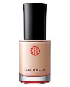 Koh Gen Do Maifanshi Aqua Foundation Color Cosmetics & Beauty Japan JP Best Foundation For Dry Skin, Best Foundation Makeup, Foundation Colors, Mineral Foundation, Powder Foundation, Foundation Series, Foundation Shade, Foundation Tips, Koh Gen Do