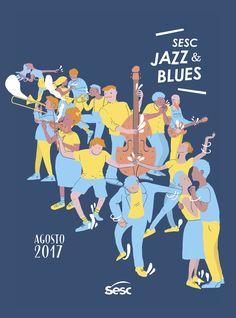 Sesc Jazz & Blues 2017