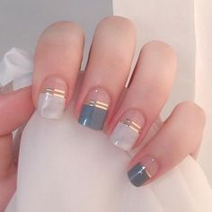 Our Instant Gel Shine Nail Strips are cruelty free, safe, and innovative. Unlike other nail wraps, our NailsNail nail strips go through 9 layers of printing and Cute Nail Designs, Acrylic Nail Designs, Acrylic Nails, Coffin Nails, Nail Art Flowers Designs, Striped Nail Designs, Clear Nail Designs, Popular Nail Designs, Elegant Nail Designs