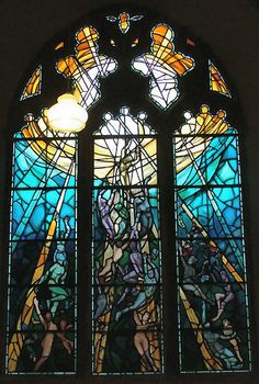 Pilgrimage Window, Staple, Kent | By Buffy Tucker of the Can… | Flickr - Photo Sharing!
