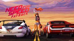 Need for Speed Payback - ПЕРВЫЕ МАШИНЫ - 2017