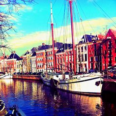 2013 will bring me to this lovely town, Groningen sometime in the spring. CANNOT WAIT!!!
