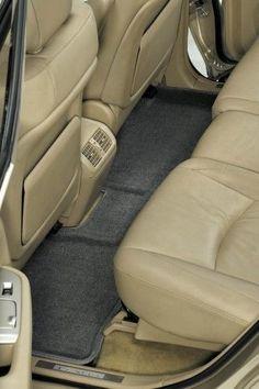 Maxpider 3D Classic Floor Mat For Lexus GX460 2010-2015 Gray Row 2 L1LX04322201, As Shown