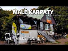 Malé Karpaty - Vydrica | Javorníky - YouTube Broadway Shows, Youtube, Youtubers, Youtube Movies