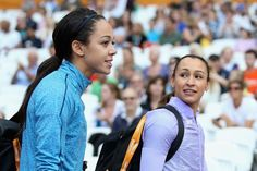 Jessica Ennis-Hill vs Katarina Johnson-Thompson will be battle of Rio before Team GB bring Olympic glory to London, says Colin Jackson