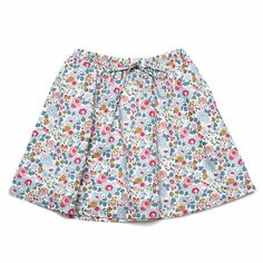 Liberty Print Spring Skirt by Olive Juice