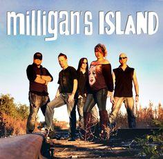 Milligan's Island will be rockin' out February 13, 2015 at 10pm! #HardRockLive #Music  #RockNRoll