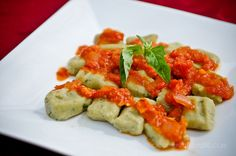 Gluten-free and Vegan Vodka Sauce-- You'll need some sauce for that Gnocchi recipe :)