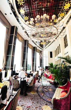 Singapore's Best Champagne Brunches | ladyironchef: Food & Travel {Brasserie Les Saveurs at The St. Regis Singapore}