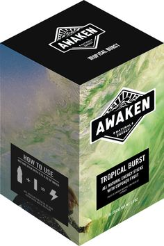 Awaken Tropical Burst (Box of 30)