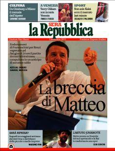 02.09.2013 La Repubblica Sera