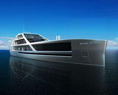 Jolly Roger Yacht by Benetti