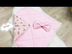 Babynest Kundak Yorgan | Dikim Videosu | Babynest Swaddle quilt Making Video - YouTube Baby Sewing Projects, Sewing Hacks, Sewing Tutorials, Sewing Crafts, Baby Bedding Sets, Patch Quilt, Quilt Making, Baby Quilts, Baby Items
