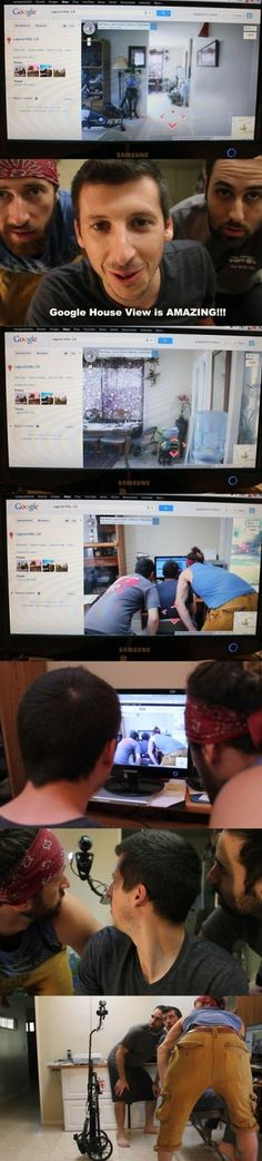 Llega Google House View.
