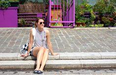 Ohé Mon Capitaine - Le blog de Valou modeuze - Blog mode Paris, tendances, shopping, looks  #blog #mode #stripes #navy #summer #fashion #marinayachting #paris