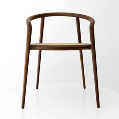 Designed by Marco Sousa Santos and handmade in Portugal, the Aranha chair is a high quality craftsmanship chair. Made out of solid wood and rattan is the perfect chair to pair with any dining table. Dinning Chairs, Modern Dining Chairs, Canapé Design, Chair Design, Modern Home Furniture, Furniture Design, Plywood Chair, Low Chair, Wood Joinery