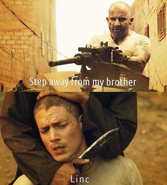 That brotherly love #siblinggoals