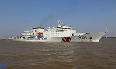 Kerry B. Collison Asia News: Beijing Builds 'Monster' Ship for Patrolling the S...